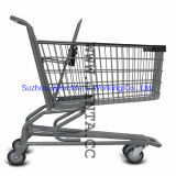 Us Style Supermarket Shopping Cart with Ce Certification