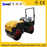SMT-2.5b Upgrade Compacting Equipment Mini Full Hydraulic Road Roller