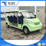 Hot Sale Electric Sightseeing Bus with Good Price