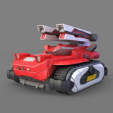 Children Toys 6 Channel Infrared Remote Control Vehicle with Bluetooth