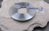 High Quality Solid Tungsten Cemented Carbide Slitting Knives Blades Cicular Round Ring