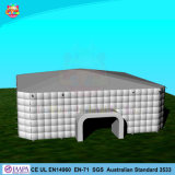 Guangzhou Leyuan Air Sealed Big Inflatable Cube Tent for Outdoor Event