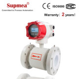 Chilling Price Electromagnetic Flow Meter with IP68 Water-Proof