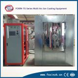 Stainless Steel Vacuum Gold Rose Gold Rainbow Color Plasma Coating System