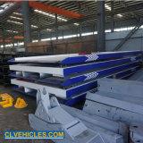 Manufacturer 4t 5t 6000kg Upper Body Equipment of Flatbed Rollback Wrecker Tow Trucks