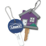 House PVC Rubber Key Cover for Promotional Gifts