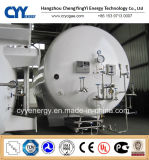 Chemical Storage Equipment Lox Lin Lar Lco2 Storage Tank