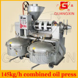 Automatic Combine Cotton Seeds Oil Mill Coconut Oil Making Machine Price-C