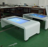 42 Inch Mobile Digital Interactive Table Touch Screen