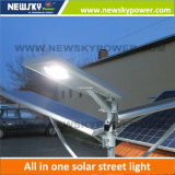 Integrated Design Solar LED Lighting for Outdoor Using