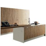 High Quality Melamine Wooden Kitchen Cabinet Design