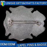 Custom Lapel Pin for Wholesale with Safety Pin