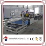 PVC Plate/Shee/Board Extrusion Production Line with Ce and ISO