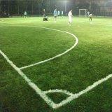 Anti-UV Football Artificial Grass Soccer Field