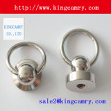 Metal Jewelry Wooden Box Knobs Decorative Zinc Alloy Handle Knob