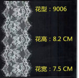 Wholesale Fashion Eyelach Nylon Spandex Lace (carry with oeko-tex standard 100 certification)