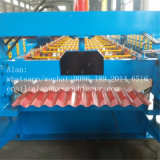 PPGI PPGL Metal Roof Profile Roll Forming Machine