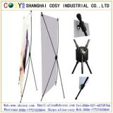 Good Quality 60*160cm Korea X Banner Stand display Stand