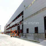 Steel Prefabricated Mettalic Workshop Building