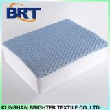 Blue Rhombus Bulge Cool Feeling Air Layer Waterproof Mattress Protector /Cover