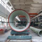 High Pressure GRP Jacking Pipe