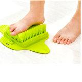 Bath Blossom Foot Scrub Brush /Foot Shower Brush with Suction
