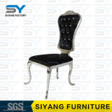 Dining Furnitture Distributor Wedding Chair Leather Dining Chair for Restaurant
