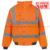 Stock Hi Vis Safety Jacket