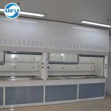 Lab Equipment Desktop Steel Toughen Glass Air Flow Fumehood