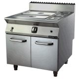 Gas Bain Marie with Cabinet (FG9XD40TN) --Nature Gas