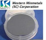 "3"" 4"" Gallium Antimonide (GaSb) Single Crystal Wafer at Western Minmetals"