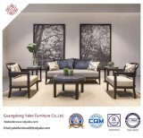 Chinese Hotel Furniture with Living Room Sofa Set (67200)