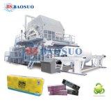 Crescent Former Tissue/Toilet Paper Making Machine Price