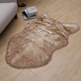 Plush Shaggy Faux Sheepskin Rug Carpet for Home Textile