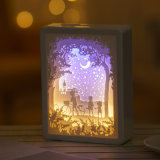 624724371421/6wholesale Shadow Celebrating Festival Battery or USB Powered LED Carving Paper Lamp Light