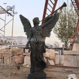 Factory Manufactures Large Bronze Angel Sculptures Bfsy-014