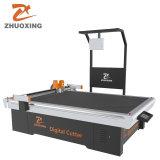 CNC Gasket Sealing Ring Oscillating Knife Cutting Machine