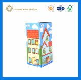 Colorful Corrugated Paper Boxes for Toy Packaging (with FSC certificate)