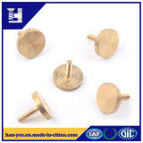 Partial Thread Thumb Screw in Brass