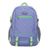 Taikes Purple Campus Hiking Backpack (201619007#)