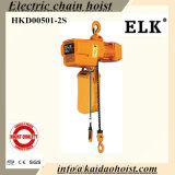 0.5ton Clutch Type Electric Chain Hoist with Electric Trolley