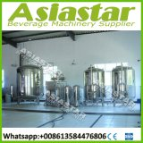 Easy Installation Industrial Back Washing Fully Automatic Mineral Water Plant
