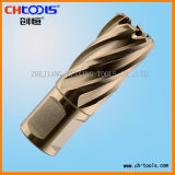 HSS Core Drill Bit with Weldon Shank (DNHX)
