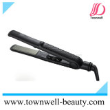 Professional 1 Inch Mch Hair Straightener with Spinning Disk Display Chinese Manufacturer Wholesale