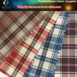 Polyester Yarn Dyed Check Fabric in Promt Goods (X041-44)