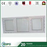 PVC Insulation Shutter Window with Factory Price