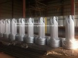 Factory Outlet Silvery Round Base Steel Wire Carrier