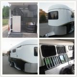 2017 Brand New Luxury 2hal Horse Trailer