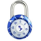 Capricorn Combination Padlock for Office