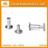Aluminum Chicago Fastener Binding Post Screw